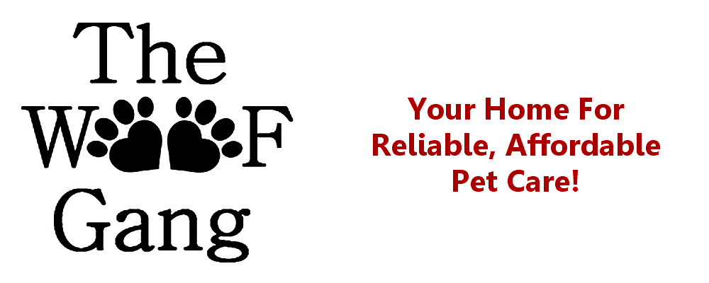 The Woof Gang - Fremont, Newark, Union City Dog Walker and Pet Sitter - Logo